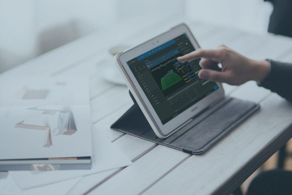 Analisando estatísticas para realizar apostas em partida ao vivo