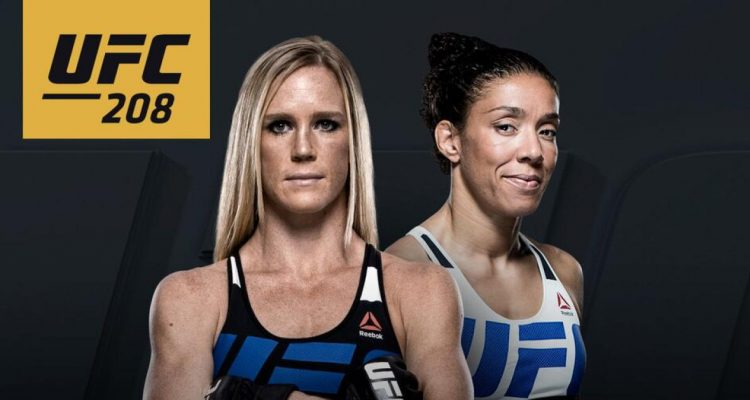 ufc 208 holm vs randamie